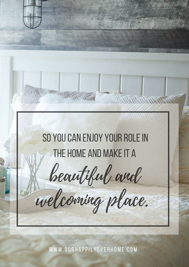 My Mission for my home decor blog