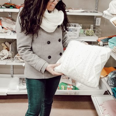 Tips for a successful thrift store run
