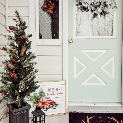 Christmas Tree Farm Home Tour