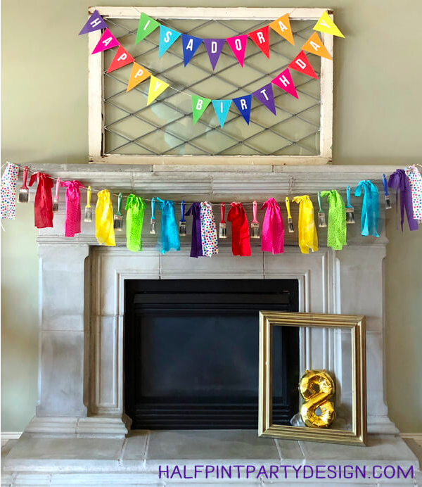 diy party art